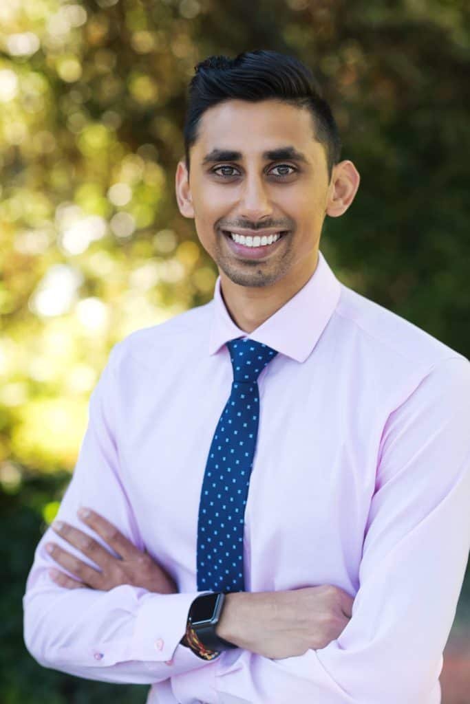 Photo of Dr. Patel